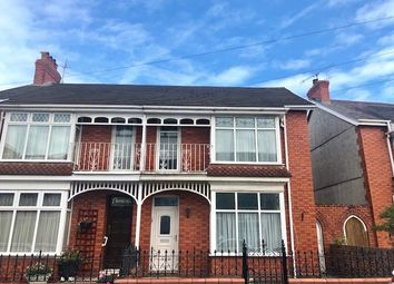 Thumbnail 3 bed property to rent in Gilbert Crescent, Llanelli
