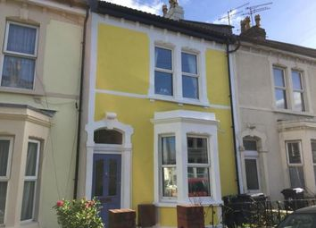 Thumbnail 3 bed terraced house for sale in Lansdown Road, Easton, Bristol