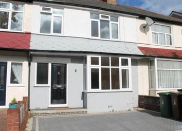 Thumbnail 3 bed terraced house to rent in Frankland Road, London