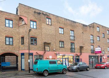 Thumbnail 1 bed flat to rent in Bentley Road, Hackney