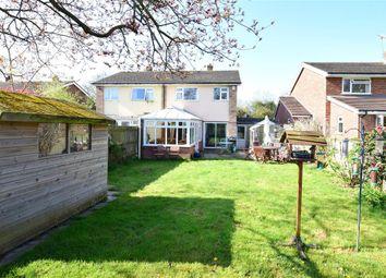 Thumbnail 3 bed semi-detached house for sale in Rope Walk, Sandhurst, Tonbridge, Kent