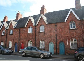 Thumbnail 2 bed terraced house for sale in Melton Road, Thurmaston, Leicester