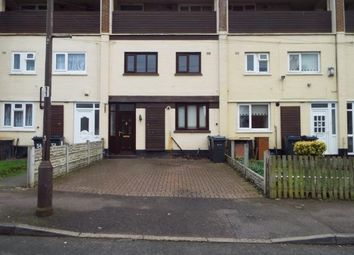 Thumbnail 3 bed maisonette for sale in Bridgelands Way, Birmingham, West Midlands