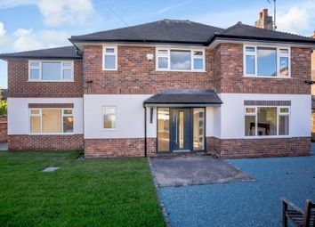 Thumbnail 4 bed detached house for sale in Howe Road, Chester