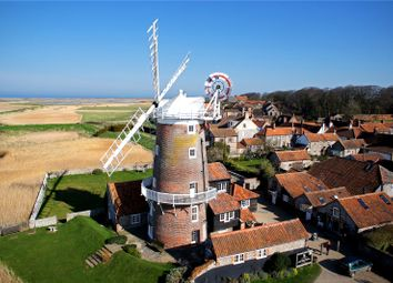 Thumbnail 11 bed detached house for sale in Cley Windmill, Cley, Holt, Norfolk