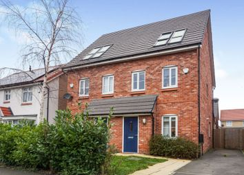 3 bed semi-detached house for sale in Raffia Way, Liverpool L9
