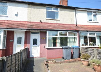 Thumbnail 3 bedroom terraced house for sale in Preston Old Road, Blackpool