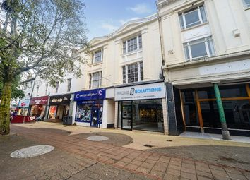 Thumbnail 2 bed flat to rent in Courtenay Street, Newton Abbot