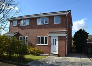 Thumbnail 3 bed semi-detached house for sale in Westbank Road, Lostock, Bolton