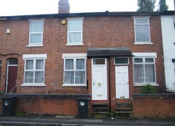 Thumbnail 2 bedroom terraced house for sale in Carter Road, Wolverhampton, West Midlands