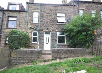 Thumbnail 2 bed terraced house for sale in Sapgate Lane, Thornton, Bradford