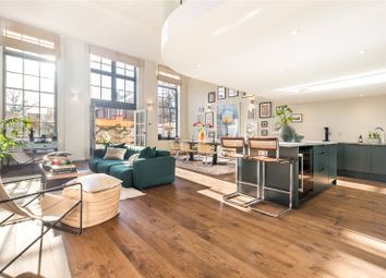 Victorian Heights, Thackeray Road, London SW8. 2 bed flat for sale