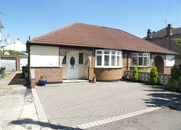 Thumbnail 2 bed semi-detached bungalow for sale in Francis Close, Ewell, Epsom