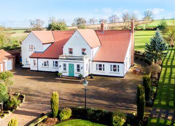 Thumbnail 5 bed farmhouse for sale in White House Farm, Main Street, Welham, Retford