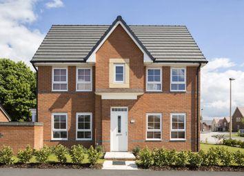 "Thumbnail 3 bedroom semi-detached house for sale in ""Morpeth II"" at Plox Brow, Tarleton, Preston"