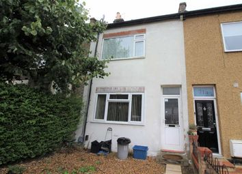 Thumbnail 2 bed flat to rent in Peel Road, London