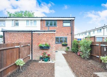 Thumbnail 4 bed end terrace house for sale in Burham Close, Penge, London, .