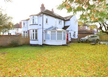 Thumbnail 4 bedroom semi-detached house to rent in Roslyn Road, Harrogate