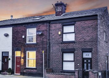 Thumbnail 3 bedroom terraced house for sale in Church Street, Ainsworth, Bolton
