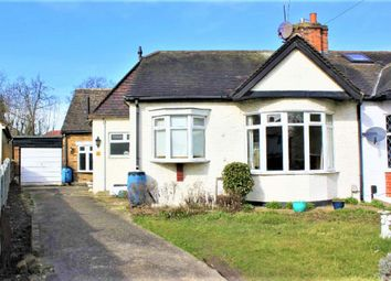 Thumbnail 4 bedroom bungalow to rent in Hillside Close, Woodford Green