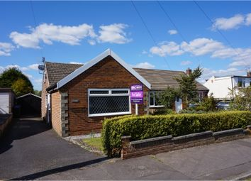 Thumbnail 2 bed semi-detached bungalow for sale in Woodlands Road, Rochdale
