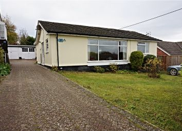 Thumbnail 3 bed detached bungalow for sale in Chalkeith Road, Ipswich