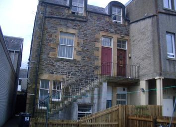 Thumbnail 2 bed flat to rent in Channel Street, Galashiels