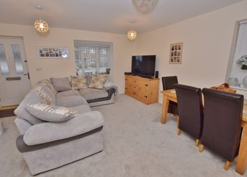 Thumbnail 2 bed semi-detached house for sale in Brambling Avenue, Finberry