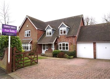 Thumbnail 4 bed detached house for sale in High Street, Wheaton Aston, Stafford