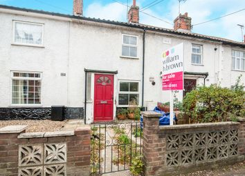 Thumbnail 2 bed terraced house for sale in Norwich Road, Watton, Thetford