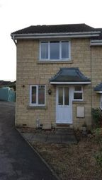 Thumbnail 2 bed end terrace house to rent in Celandine Way, Chippenham
