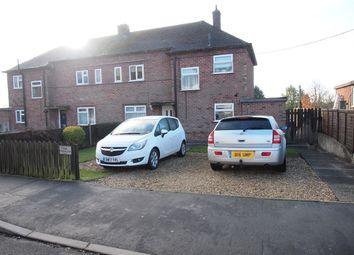 Thumbnail 3 bed semi-detached house for sale in Hillcrest Avenue, Kibworth Beauchamp, Leicester