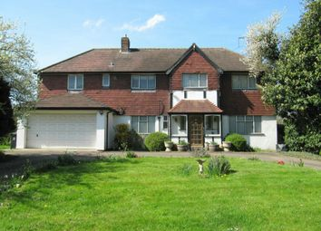 Thumbnail 6 bed detached house for sale in Old Slade Lane, Richings Park, Iver, Bucks
