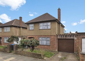 Thumbnail 3 bed detached house for sale in Eton Avenue, Wembley