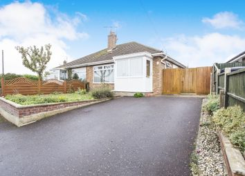 Thumbnail 3 bed semi-detached bungalow for sale in Chatsworth Road, Hunstanton