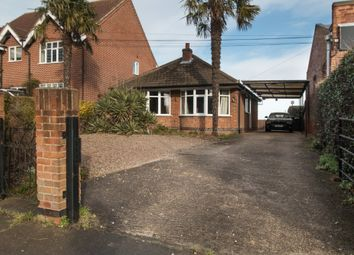 Thumbnail 2 bed detached bungalow to rent in Ashby Road, Kegworth, Derby