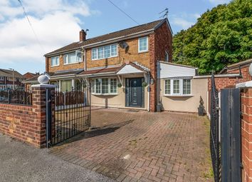 Thumbnail 3 bed semi-detached house for sale in Gaitskell Close, Goldthorpe, Rotherham, South Yorkshire