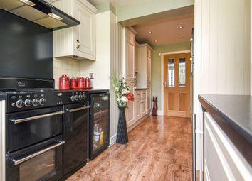 Thumbnail 3 bedroom end terrace house for sale in Rose Glen, Rush Green, Romford