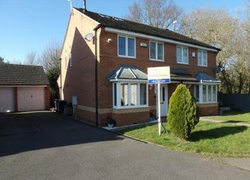 Thumbnail 3 bed semi-detached house for sale in Henson Close, Radcliffe On Trent, Nottingham, Nottinghamshire