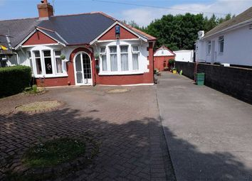 Thumbnail 3 bed semi-detached bungalow for sale in Port Road West, Barry, Vale Of Glamorgan