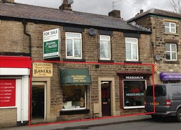 Thumbnail Commercial property for sale in 56B & 56c Market Street, Hollingworth, Hyde