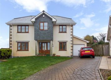 Thumbnail 4 bed detached house for sale in Wheal Uny, Trewirgie Hill, Redruth