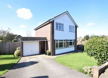 Thumbnail 3 bed detached house for sale in Newell Road, Hemel Hempstead