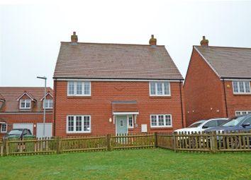 Thumbnail 4 bed detached house for sale in Coach Barn Lane, Ersham Road, Hailsham