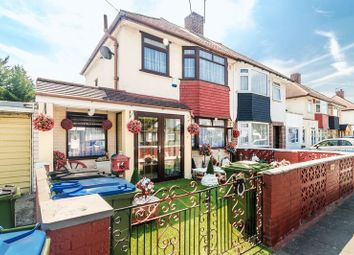 Thumbnail 4 bed semi-detached house for sale in Bracondale Road, London