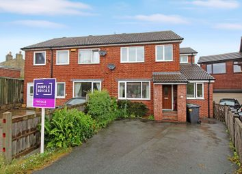 Thumbnail 4 bed semi-detached house for sale in Far Croft, Lepton, Huddersfield
