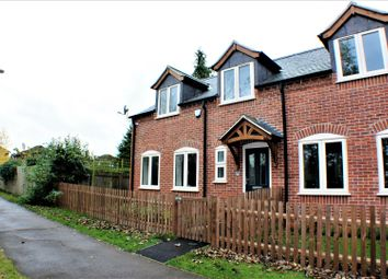 Thumbnail 3 bedroom end terrace house for sale in Braunston Road, Oakham