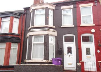 Thumbnail 4 bed terraced house to rent in Craigburn Road, Tuebrook, Liverpool