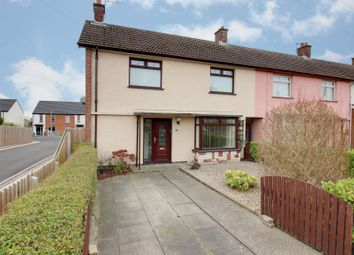 Thumbnail 3 bed end terrace house for sale in Skipperstone Road, Bangor