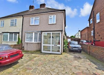 Thumbnail 3 bed semi-detached house for sale in Sackville Road, Dartford, Kent